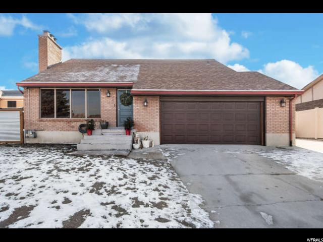 Single Family for Sale at 1341 W HAWKSBILL Drive 1341 W HAWKSBILL Drive Taylorsville, Utah 84123 United States