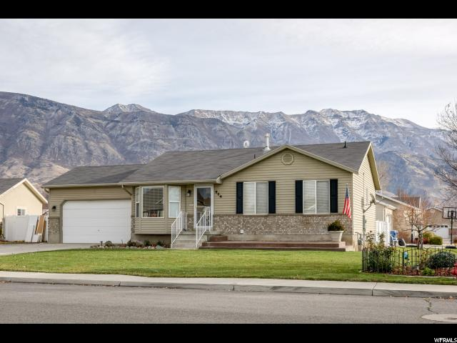 964 N 1750 W, Pleasant Grove UT 84062