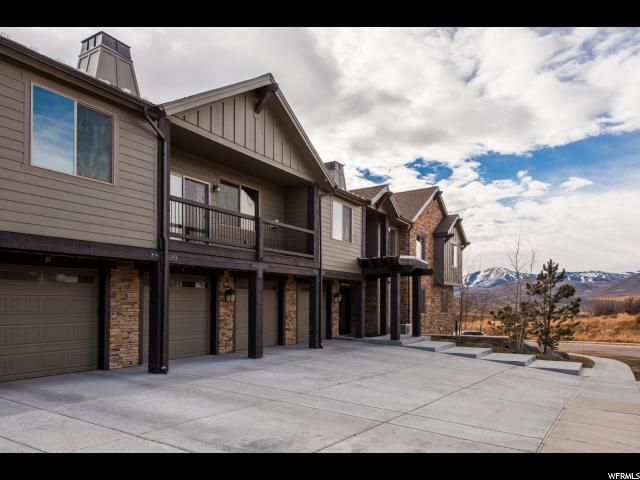 1291 W BLACK ROCK TRL Unit C, Heber City UT 84032