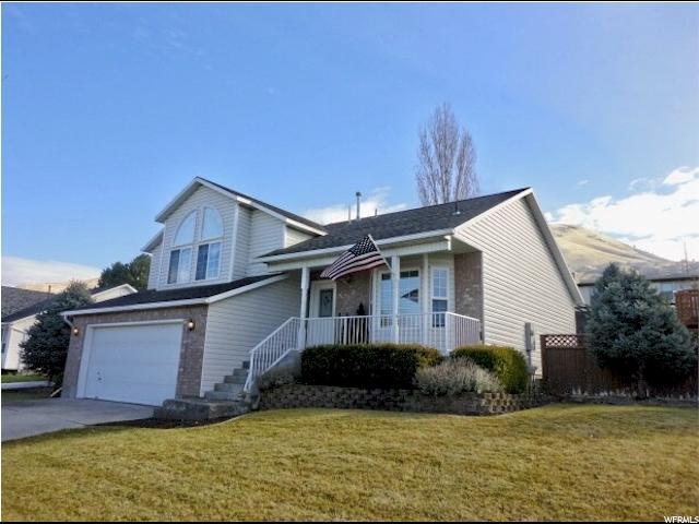 单亲家庭 为 销售 在 2565 S 600 W 2565 S 600 W Perry, 犹他州 84302 美国