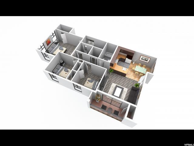 1128 S 820 Unit 9302 Heber City, UT 84032 - MLS #: 1493081