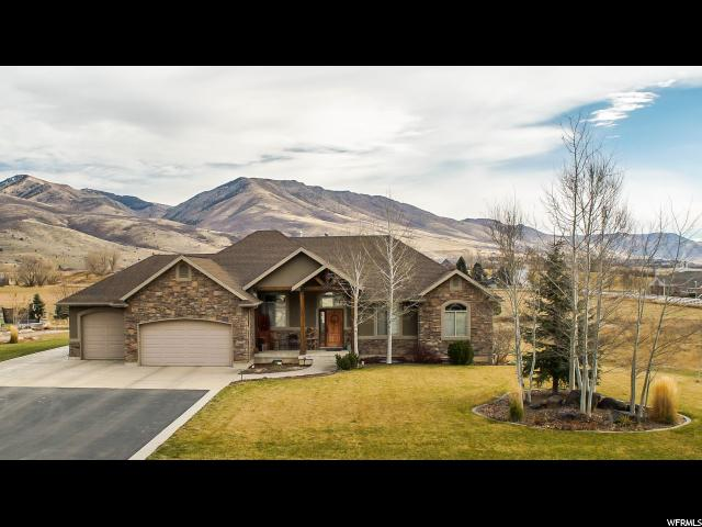 Single Family for Sale at 4342 N 3150 E 4342 N 3150 E Liberty, Utah 84310 United States