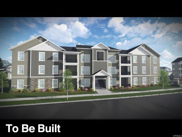 Appartement en copropriété pour l Vente à 3792 W 1800 N 3792 W 1800 N Unit: U204 Lehi, Utah 84043 États-Unis