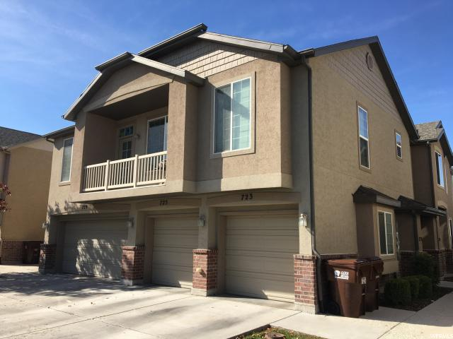 Condominium for Sale at 723 BUCKINGHAM Drive 723 BUCKINGHAM Drive North Salt Lake, Utah 84054 United States
