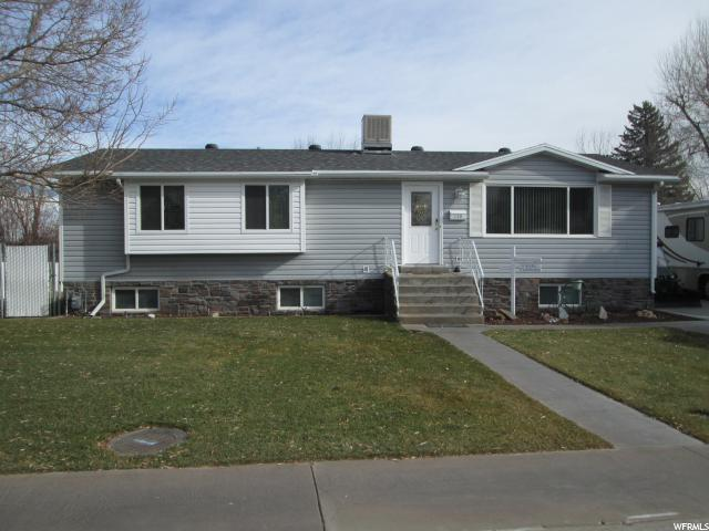 170 N 1150 Vernal, UT 84078 - MLS #: 1493333