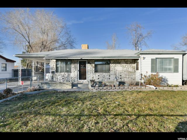 Single Family للـ Sale في 4350 W 5175 S 4350 W 5175 S Salt Lake City, Utah 84118 United States