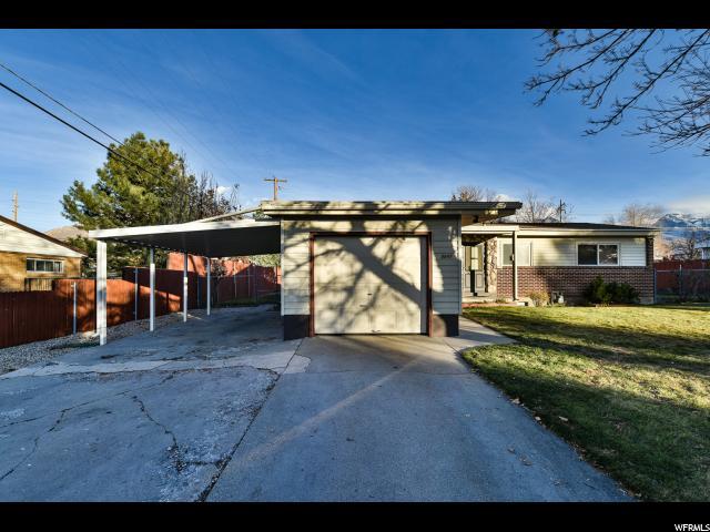 6649 S VILLAGE RD Cottonwood Heights, UT 84121 - MLS #: 1493407