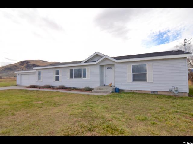 Single Family for Sale at 93 S 100 W 93 S 100 W Trenton, Utah 84338 United States