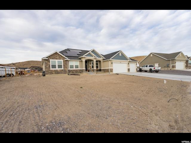 Unifamiliar por un Venta en 2155 E BLUE SKY Drive 2155 E BLUE SKY Drive Eagle Mountain, Utah 84005 Estados Unidos