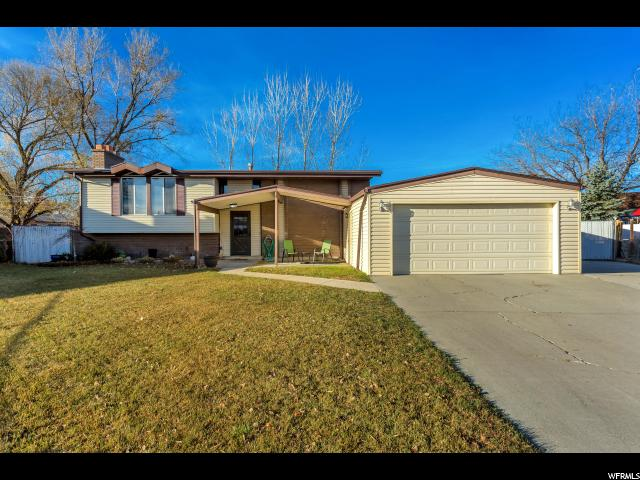 Single Family for Sale at 4816 S ROSALIE Circle 4816 S ROSALIE Circle Taylorsville, Utah 84129 United States