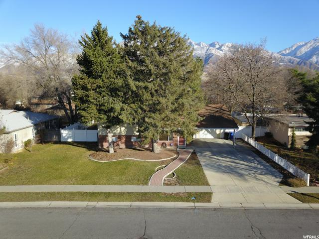 5351 S GURENE DR Holladay, UT 84117 - MLS #: 1493483