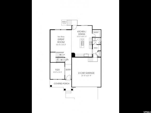 Additional photo for property listing at 14883 S SELTON WAY 14883 S SELTON WAY Unit: 128 Herriman, 犹他州 84096 美国