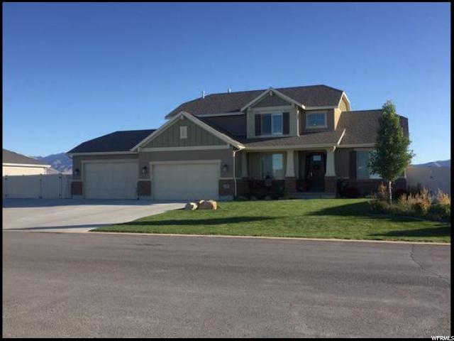 Один семья для того Продажа на 608 E COACH Lane 608 E COACH Lane Grantsville, Юта 84029 Соединенные Штаты