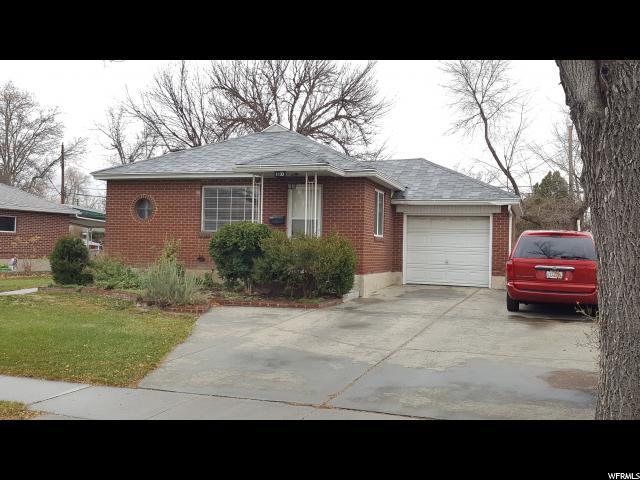 1133 W SAN FERNANDO DR Salt Lake City, UT 84116 - MLS #: 1493599