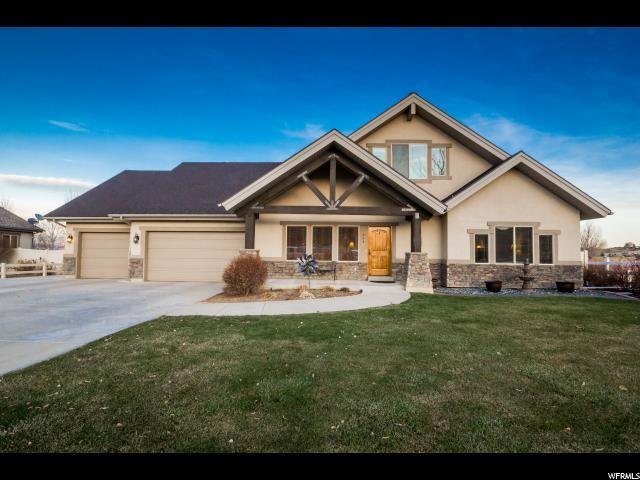 Single Family for Sale at 254 N DELMAR WAY 254 N DELMAR WAY Vernal, Utah 84078 United States