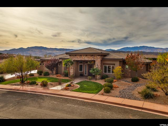 Single Family for Sale at 73 N CORTEZ Trail 73 N CORTEZ Trail Ivins, Utah 84738 United States