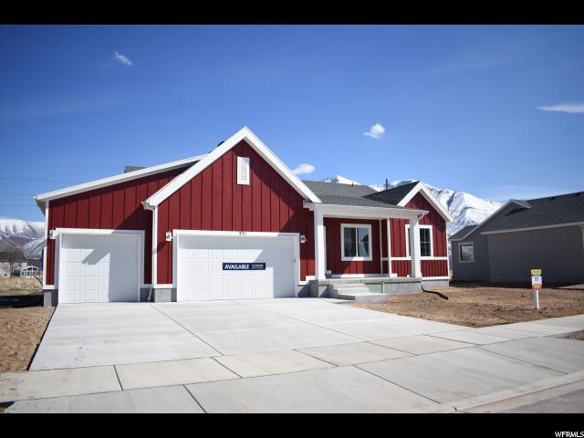 Один семья для того Продажа на 371 S DOUBLEDAY Street 371 S DOUBLEDAY Street Unit: 17 Mapleton, Юта 84664 Соединенные Штаты
