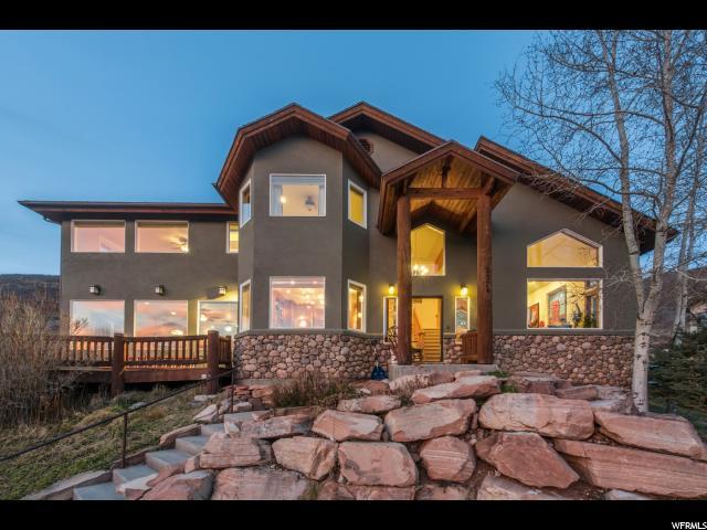 Single Family for Sale at 2574 DAYBREAKER Drive 2574 DAYBREAKER Drive Park City, Utah 84098 United States