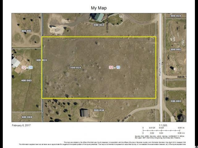 Land for Sale at 14726 S MAJESTIC OAKS Lane 14726 S MAJESTIC OAKS Lane Herriman, Utah 84096 United States