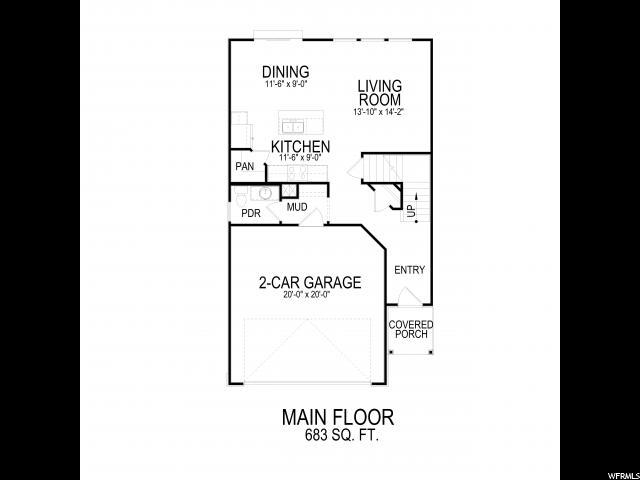 4898 N NILE DR Unit 8 Lehi, UT 84043 - MLS #: 1493789