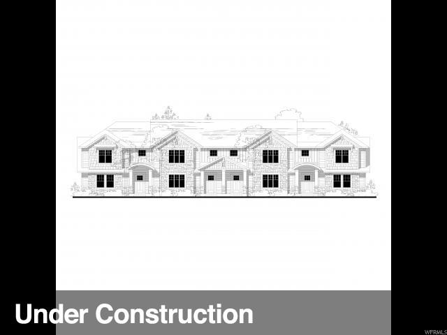 Townhouse for Sale at 4887 N NILE Drive 4887 N NILE Drive Unit: 5 Lehi, Utah 84043 United States