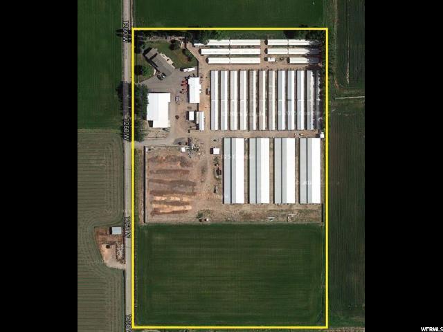 Terrain pour l Vente à 1848 N 1260 W 1848 N 1260 W Salem, Utah 84653 États-Unis
