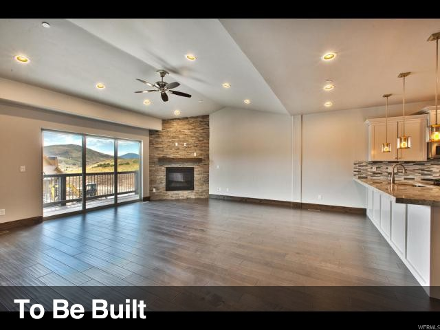 Townhouse for Sale at 14394 BUCK HORN Trail 14394 BUCK HORN Trail Unit: 52F Heber City, Utah 84032 United States