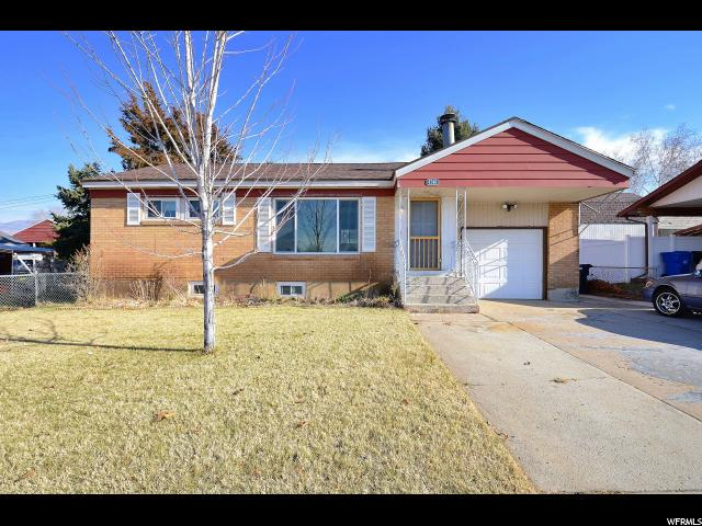 Single Family للـ Sale في 4740 S 250 E 4740 S 250 E Washington Terrace, Utah 84405 United States