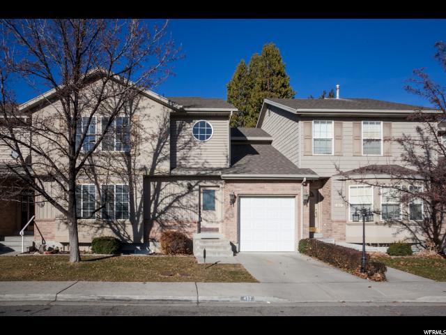 Condominium for Sale at 452 W 450 N 452 W 450 N Orem, Utah 84057 United States