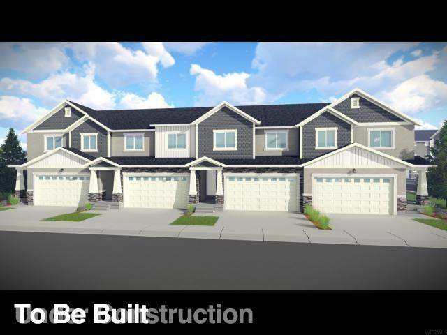 Casa unifamiliar adosada (Townhouse) por un Venta en 3771 W 1700 N 3771 W 1700 N Unit: 518 Lehi, Utah 84043 Estados Unidos