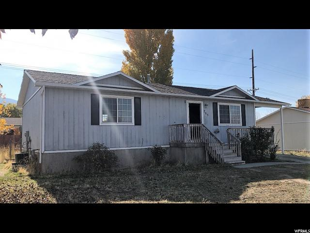 Single Family for Sale at 765 W 880 S 765 W 880 S Tooele, Utah 84074 United States