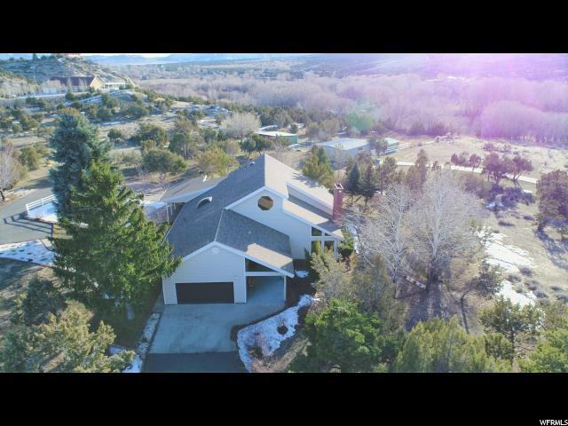 Single Family للـ Sale في 3130 W 3700 N 3130 W 3700 N Vernal, Utah 84078 United States