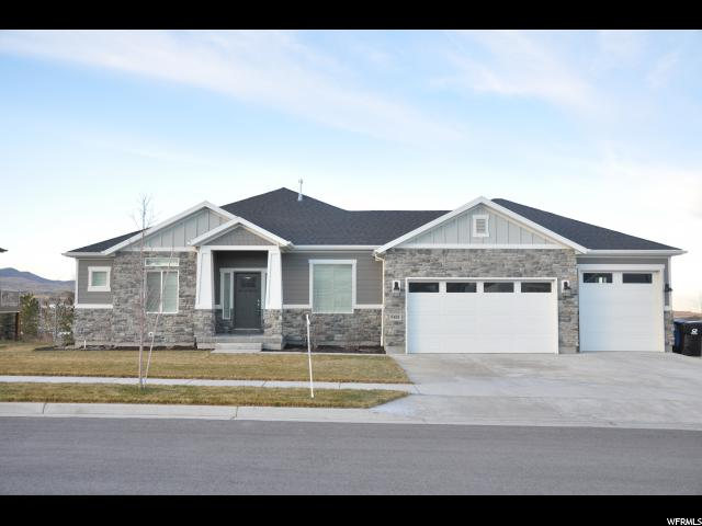 Single Family for Sale at 7492 W HAVANA Lane 7492 W HAVANA Lane Herriman, Utah 84096 United States