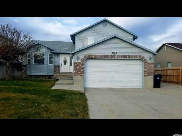Single Family for Sale at 4050 W 6550 S 4050 W 6550 S Taylorsville, Utah 84129 United States