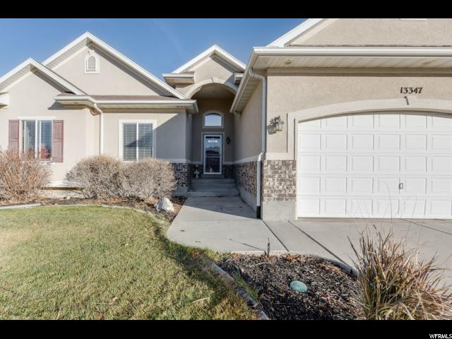 Single Family for Sale at 13347 S ALONZO Lane 13347 S ALONZO Lane Herriman, Utah 84096 United States