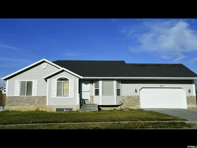 Additional photo for property listing at 447 E 1420 N 447 E 1420 N Tooele, Utah 84074 États-Unis