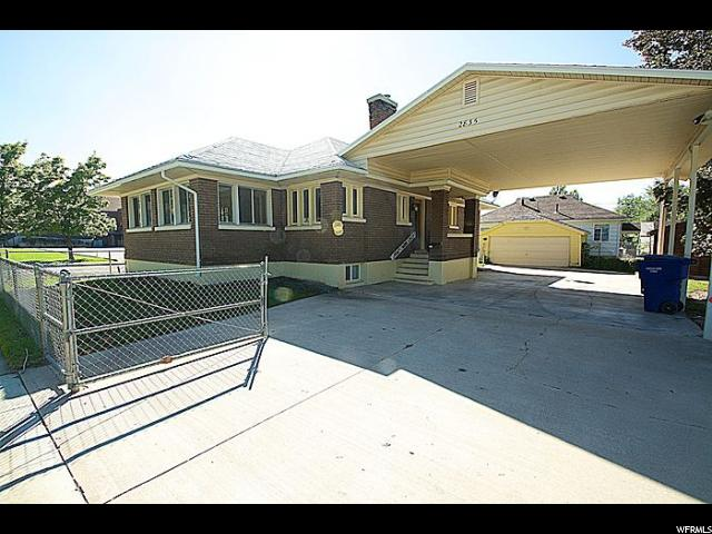 2835 S QUINCY AVE Ogden, UT 84403 - MLS #: 1494079