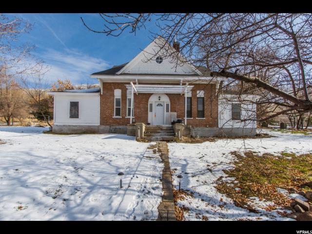 单亲家庭 为 销售 在 1630 N MAIN 1630 N MAIN Willard, 犹他州 84340 美国