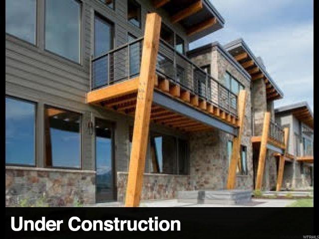 Maison accolée pour l Vente à 3441 N 5250 E 3441 N 5250 E Unit: 604 Eden, Utah 84310 États-Unis
