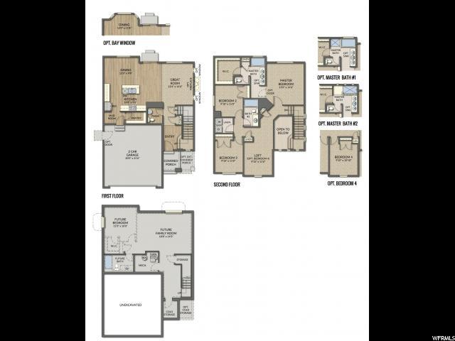 534 N 40 Unit S51 Vineyard, UT 84058 - MLS #: 1494154