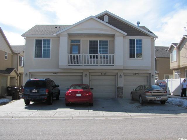 Condominium for Sale at 6359 S TRAVELER Lane 6359 S TRAVELER Lane West Jordan, Utah 84081 United States
