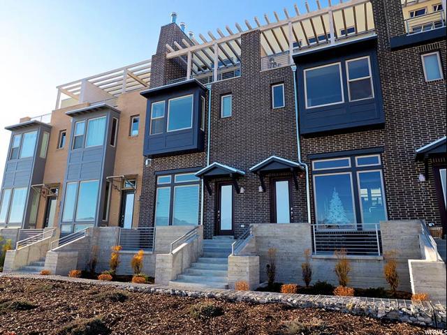 Casa unifamiliar adosada (Townhouse) por un Venta en 4497 W DAYBREAK RIM WAY 4497 W DAYBREAK RIM WAY South Jordan, Utah 84095 Estados Unidos
