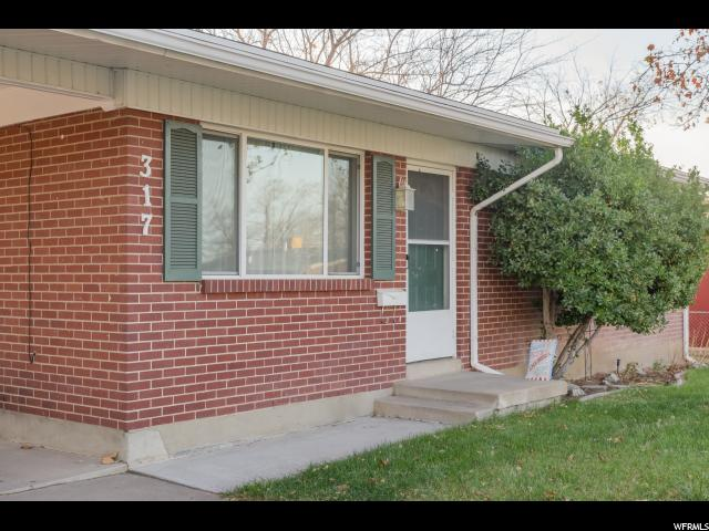 Single Family للـ Sale في 317 W 930 N 317 W 930 N Sunset, Utah 84015 United States