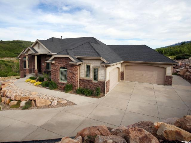 6715 N WEBER DR Mountain Green, UT 84050 - MLS #: 1494341