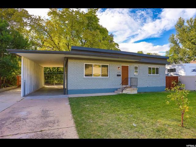 Single Family للـ Sale في 679 GRAMERCY Avenue 679 GRAMERCY Avenue Ogden, Utah 84404 United States