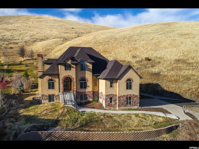 单亲家庭 为 销售 在 345 W PINE CREST Circle 345 W PINE CREST Circle Wellsville, 犹他州 84339 美国