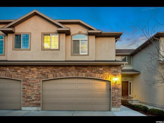 Townhouse for Sale at 7027 S AUTUMN ASH Court 7027 S AUTUMN ASH Court West Jordan, Utah 84084 United States