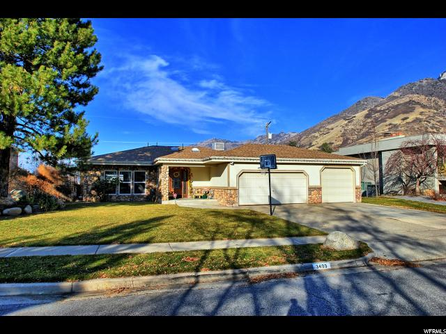 3493 E GREENHILLS DR, Cottonwood Heights UT 84093