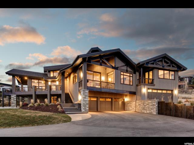 Single Family for Sale at 3320 AMERICAN SADDLER Drive 3320 AMERICAN SADDLER Drive Park City, Utah 84060 United States