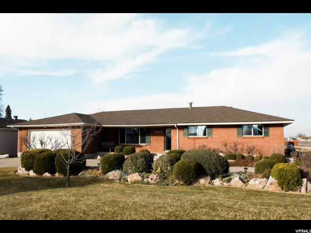 Single Family for Sale at 5612 W 4200 S 5612 W 4200 S Hooper, Utah 84315 United States
